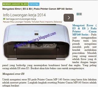 Cara Terbaik Merawat Printer Agar Kondisinya Tetap Awet