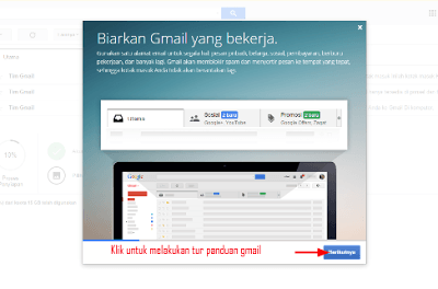 Cara Membuat Email Baru dengan Gmail.com, Sebuah Panduan Mudah, Praktis dan Gratis