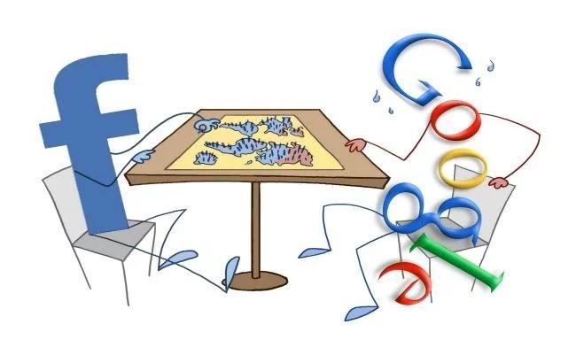 Google & Facebook Beneran Diblokir Pemerintah