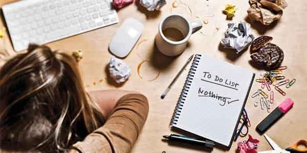 tips mengatasi kebiasaan menunda pekerjaan