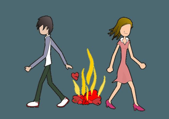cara menghilangkan sakit hati pada suami