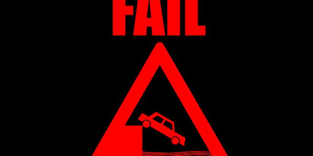 kegagalan dalam hidup